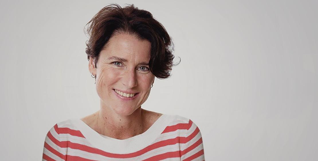 Manon Duintjer, auteur en schrijfdocent, foto: Martijn van de Griendt
